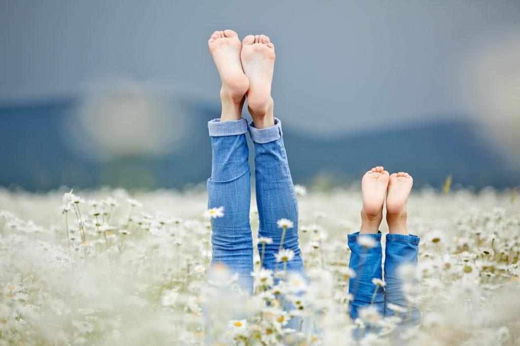 le désencombrement est bon pour la tête et le moral, trier et ne garder que ce qui met en joie