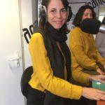 Rangement KonMari à Radio fribourg avec Joy at Home