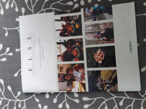 Chaque mois, un petit album familial pour vos proches, partout dans le monde